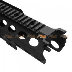 cnc aluminium alloy 270mm ras handguard jinggong classic army marui g36 g36k g36v sl8 sl9 aeg