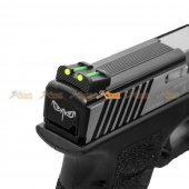 aps dragonfly d mod deluxe gbb pistol co2