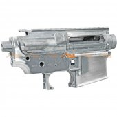 Metal Body Set for Marui, G&P M4 / M16 Ver.2 Gearbox Airsoft AEG (No Painting)