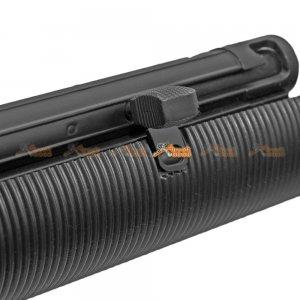metal silencer handguard set classic army mp5 sd series airsoft aeg