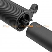 metal silencer handguard set classic army mp5 sd series airsoft aeg