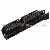 5KU Aluminum Rail Handguard for LCT / GHK / Marui / E&L AK Series Airsoft AEG / GBB