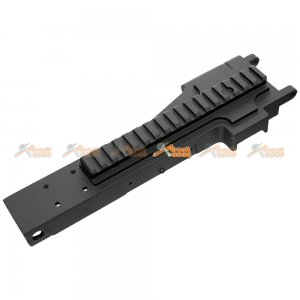 Metal Cover With Rail for Classic Army CA249 / M249 Airsoft AEG