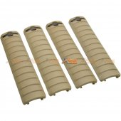 Classic Army Handguard Panel Set for R.A.S. & R.I.S. Airsoft (SAND)