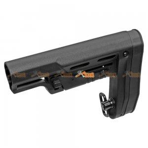 APS R-Series Type 2 Stock for APS M4 AEG (Black)