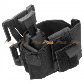 Holster Molle Type 1 for Airsoft Launcher Grenade (Black)