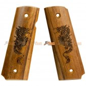 Wood Grip for Marui 1911 Airsoft GBB