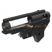 Metal Gearbox Shell for Marui / CYMA M4 Airsoft AEG (Black)