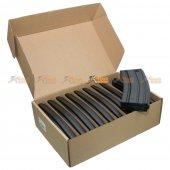 Elite Force M4/M16 140rd Mid Capacity AEG Magazine (10 Pack/Black)