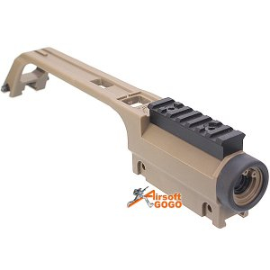UFC G36 Carry Handle 3.5x Scope Dark Earth