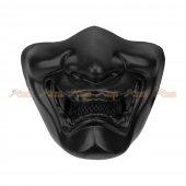 TMC Samurai Mask (M Size / Black)