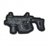 Aprilla Design PVC IFF Hook and Loop Modern Warfare Series Patch (Gun: KRISS VECTOR)