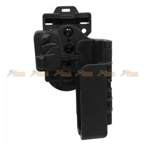 APS Quantum Mechanics ™ OWB Condition 3 Carry Quick Tactical Holster For G17/G22