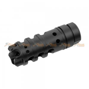 Army Force AK Type 67mm Metal Flash Hider (14mm CCW)