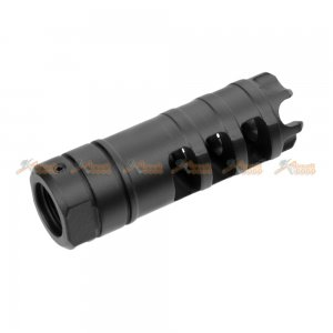 ak type 67mm metal flash hider 14mm Cccw