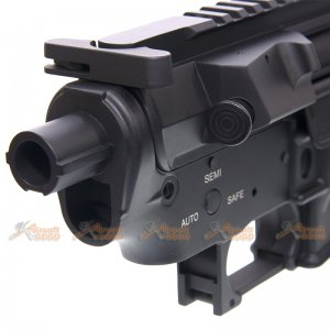 tactical airsoft m4 mur aeg metal receiver body marui std jg
