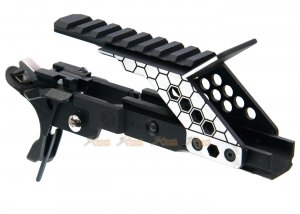 aw middle frame cmore red dot scope mount we hi capa gbb