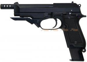KSC M93R II METAL GBB PISTOL (SYSTEM 7)