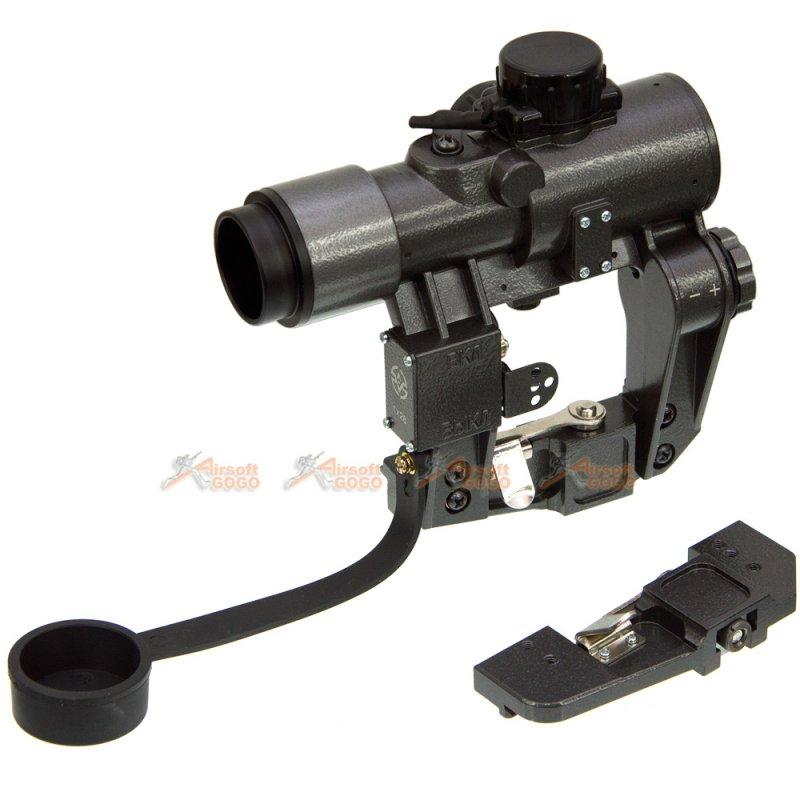 VECTOR OPTICS AK74 AK47 SVD Dragunov 1x28 Red Dot Scope
