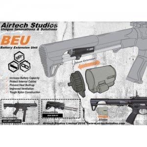 airtech studios beutm battery extension unit g&g arp9 arp556 aeg