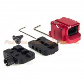 Blackcat FC-1 Red Dot Sight with 20mm RAS QD Mount (Red)