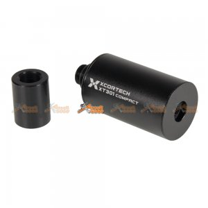Xcortech XT301 Compact Smallest Tracer (11mm CW / 14mm CCW, Black)