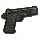 EMG Miniaturized Weapons PVC Morale Patch (Type: Salient Arms International RED 1911 )