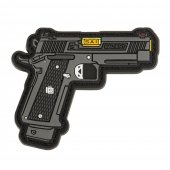 EMG Miniaturized Weapons PVC Morale Patch (Type: Salient Arms International 2011 DS 4.3)