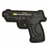 EMG Miniaturized Weapons PVC Morale Patch (Type: Salient Arms International M&P Tier One)