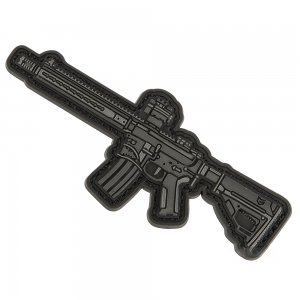 EMG Miniaturized Weapons PVC Morale Patch (Type: Sharps Bros Hellbreaker AR15)