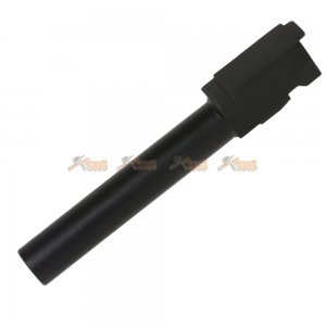 Army Force Metal Outer Barrel For Army R17 GBB (Black)