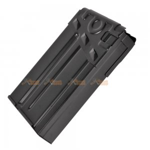Classic Army Mid-Cap 120rds Metal Magazine for Marui / CA G3 Series Airsoft AEG (Black)