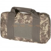 Carrying Pistol Bag with 6 Storage Pockets  (Medium Size, Universal Camouflage Pattern)