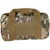 Carrying Pistol Bag with 6 Storage Pockets  (Medium Size, MultiCam)