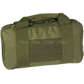 Carrying Pistol Bag with 6 Storage Pockets  (Medium Size, Foliage Green)
