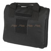 Carrying Pistol Bag with 5 Storage Pockets  (Small Size, Black)