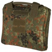 Carrying Pistol Bag with 5 Storage Pockets  (Small Size, Flecktarn)
