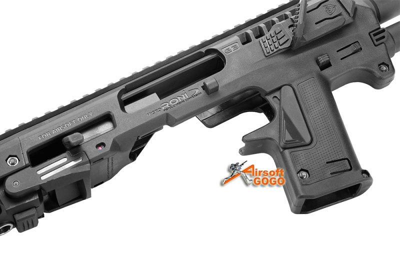 CAA AIRSOFT MICRO RONI Pistol Carbine Conversion for Umarex