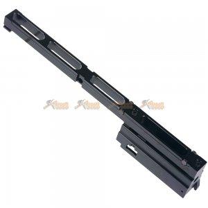 RGW CNC Aluminum Bolt Carrier for WE SCAR-H GBB (Black)