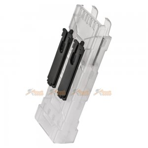 tactical molle 10pcs m870 shotgun magazine shell pouch carrier holder limpid