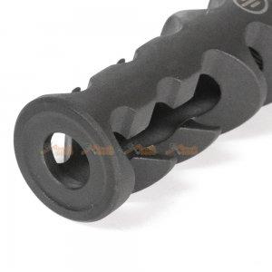 madbull dntc 308 flash hider black 14mm ccw