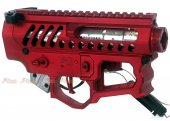 EMG(APS OEM) F-1 Firearms BDR-15 3G AR15 Full Metal Airsoft M4 AEG Receiver with GearBox