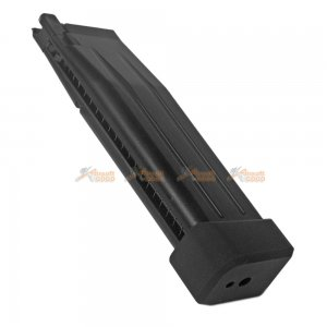 HXMG01 30rds Metal Gas Magazine for EMG SAI Hi-Capa Series GBB (Black)