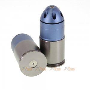 spartan doctrine m381 40mm 60rd grenade blue grey 2pcs set