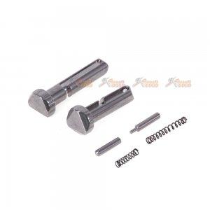 5ku shifting pins wa wetech m4 gas blowback gbb systema m4 ptw gd dtw silver