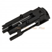 CowCow Technology Ultra-Light Blowback Housing for Marui M&P 9L Series GBB (Black)