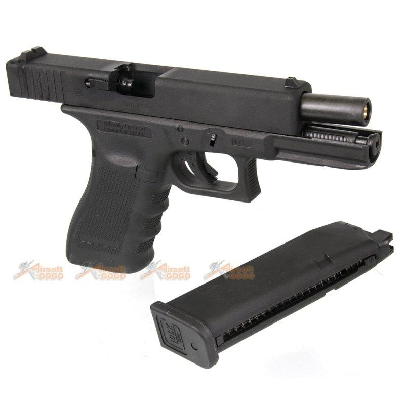 VFC Umarex Glock 17 Gen 4 GBB Pistol - AirsoftGoGo