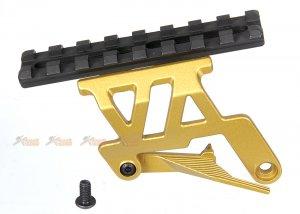 scope mount tokyo marui hi capa 5.1 4.3 gbb series gold