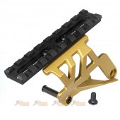 Scope Mount for Tokyo Marui Hi-Capa 5.1/4.3 GBB Series (Gold)