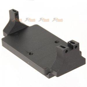5ku rmr fiber sight base mount marui g17 gbb black